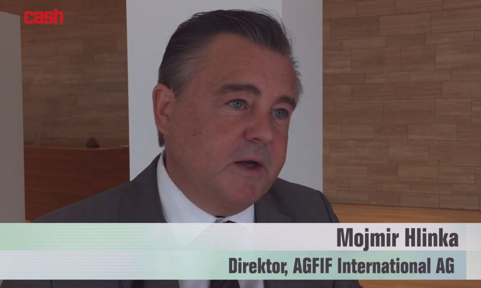 Mojmir Hlinka AGFIF International AG 14. Sept 2017